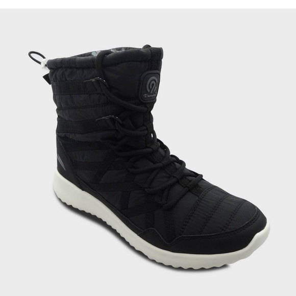 775abffb74044 C9 Champion Loren Black Hiking Jogger Soft Boots